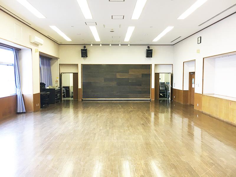 第一ホール