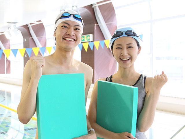プール水泳(大人)系講座